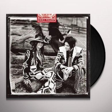 The White Stripes ICKY THUMP Vinyl Record - 180 Gram Pressing