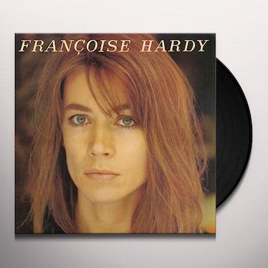 Françoise Hardy J'ECOUTE DE LA MUSIQUE SAOULE Vinyl Record