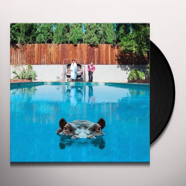 Sparks HIPPOPOTAMUS Vinyl Record