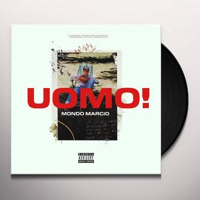 Marcio Mondo UOMO Vinyl Record