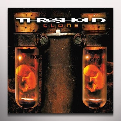 Threshold CLONE: ORANGE VINYL Vinyl Record