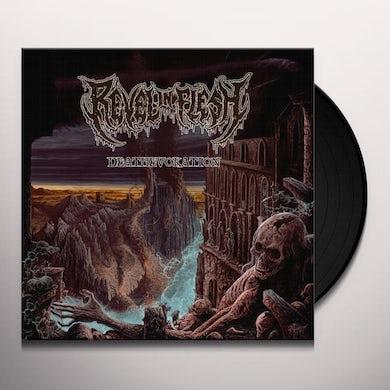 Revel In Flesh DEATHEVOKATION Vinyl Record