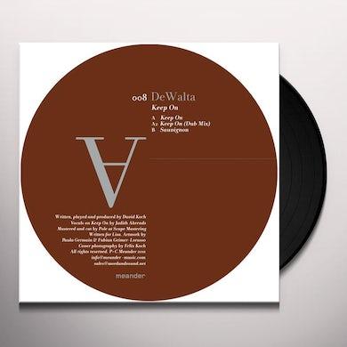 Dewalta KEEP ON Vinyl Record