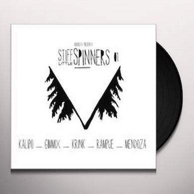 Stiff Little Spinners 1 / Various Vinyl Record