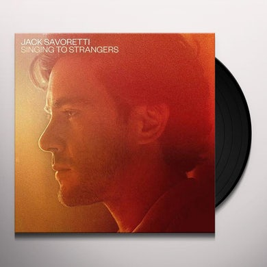 Jack Savoretti SINGING TO STRANGERS Vinyl Record