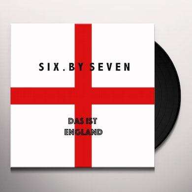 Six By Seven DAS IST ENGLAND Vinyl Record