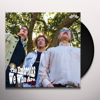 Embrooks WE WHO ARE Vinyl Record