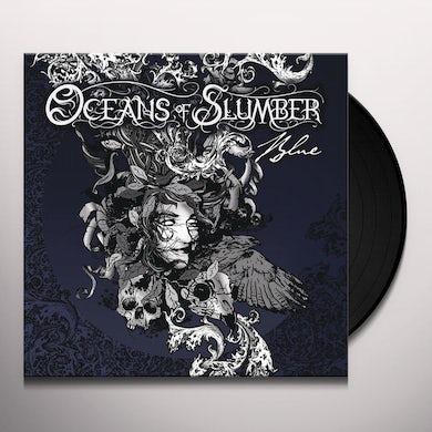OCEANS OF SLUMBER BLUE Vinyl Record