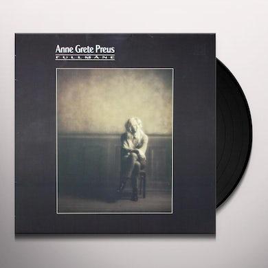 Anne Grete Preus FULLMANE Vinyl Record