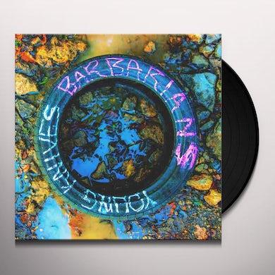 Young Knives BARBARIANS Vinyl Record
