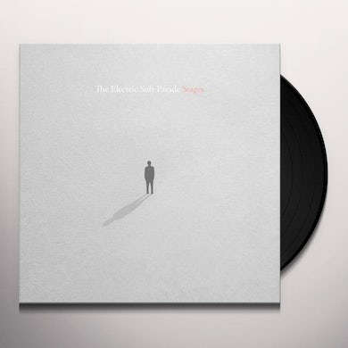 Electric Soft Parade STAGES Vinyl Record