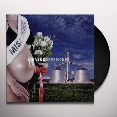 Ligabue MISS MONDO Vinyl Record