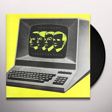 Kraftwerk COMPUTERWELT Vinyl Record