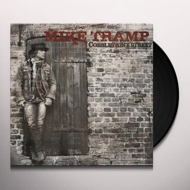 Mike Tramp COBBLESTONE STREET Vinyl Record