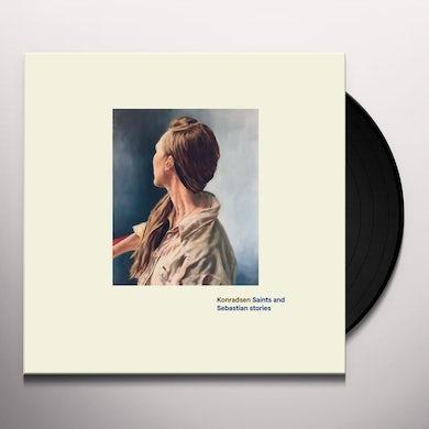 Konradsen SAINTS & SEBASTIAN STORIES Vinyl Record