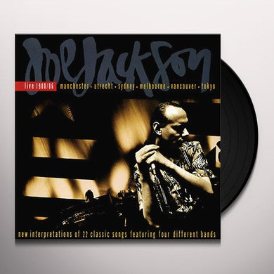 Joe Jackson LIVE 1980 / 1986 Vinyl Record