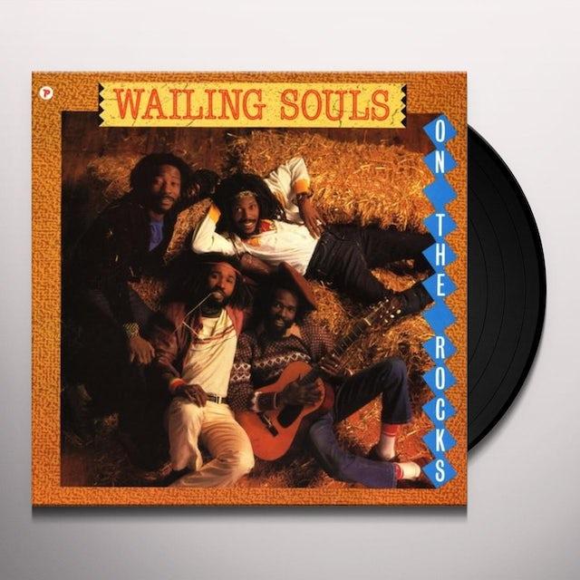 Wailing Souls ON THE ROCKS Vinyl Record