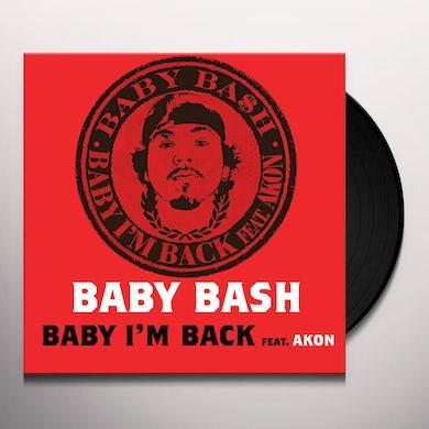 Baby Bash BABY I'M BACK (X3) Vinyl Record