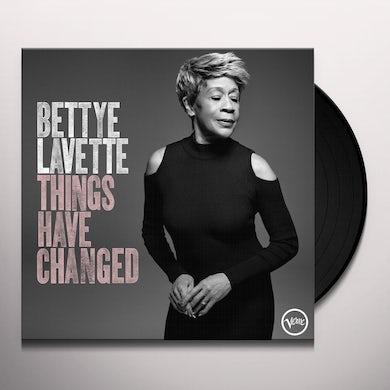 Bettye Lavette  THINGS HAVE CHANGED Vinyl Record