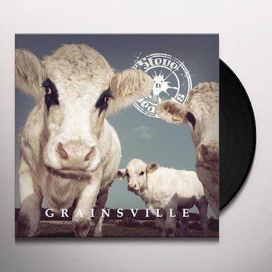STEVE 'N' SEAGULLS Grainsville Vinyl Record