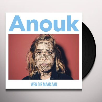 Anouk WEN D'R MAAR AAN Vinyl Record