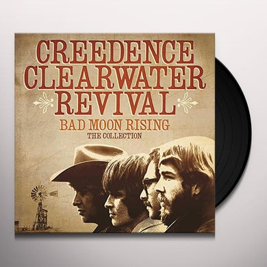 Creedence Clearwater BAD MOON RISING - COLLECTION Vinyl Record