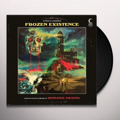 REPEATED VIEWING FROZEN EXISTENCE / Original Soundtrack Vinyl Record