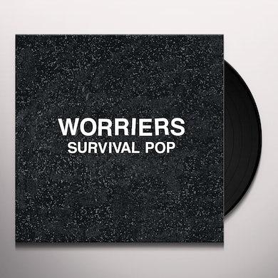 Worriers SURVIVAL POP (EXTENDED) Vinyl Record