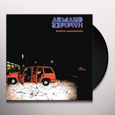 Armand Hammer FURTIVE MOVEMENTS Vinyl Record