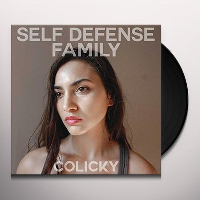 Self Defense Family COLICKY Vinyl Record