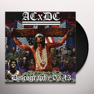 Acxdc DISCOGRAPHY 03-13 Vinyl Record