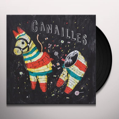 Canailles BACKFLIPS Vinyl Record