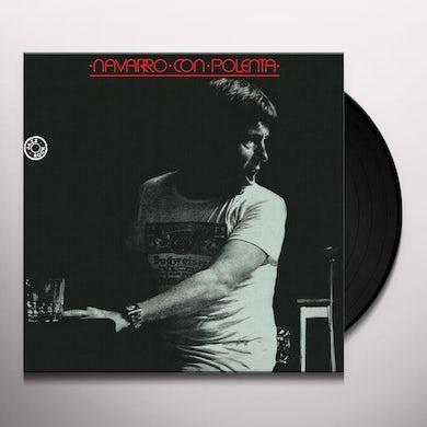 Jorge Navarro NAVARRO CON POLENTA Vinyl Record