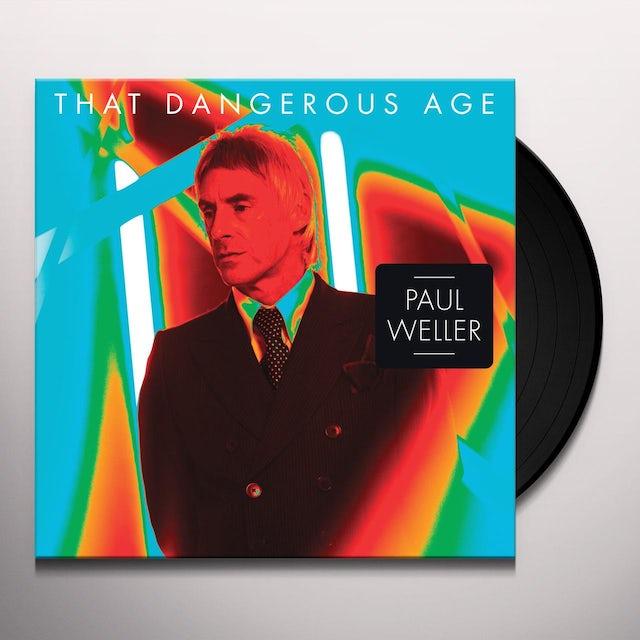 Paul Weller SONIK KICKS Vinyl Record