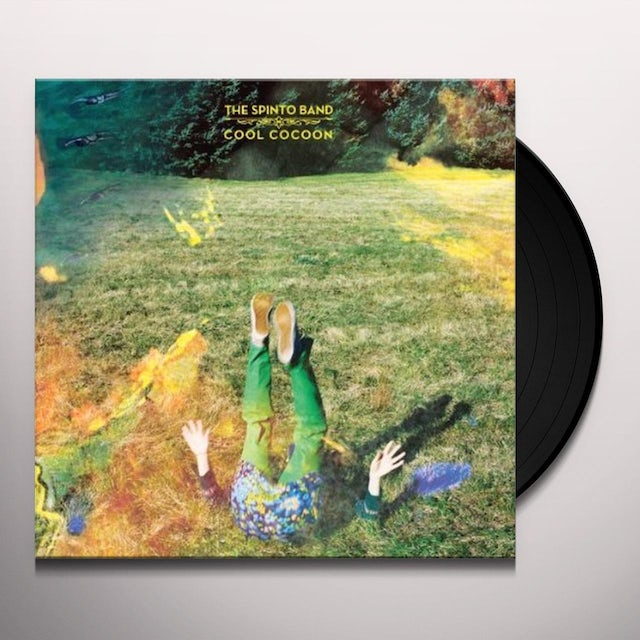 The Spinto Band COOL COCOON Vinyl Record