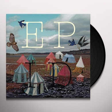 Elvis Perkins DOOMSDAY Vinyl Record