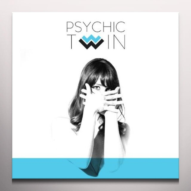 Psychic Twin STRANGERS Vinyl Record