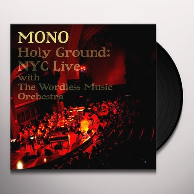 Mono HOLY GROUND: NYC LIVE WITH THE WORDLESS MUSIC ORCH Vinyl Record