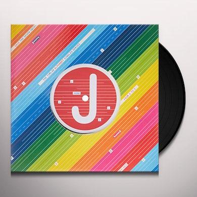 Hank ALPHABET SERIES 7-INCH-J Vinyl Record