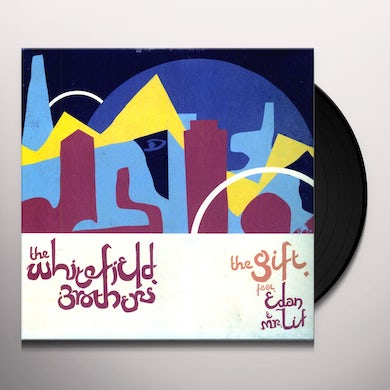 Whitefield Brothers GIFT Vinyl Record
