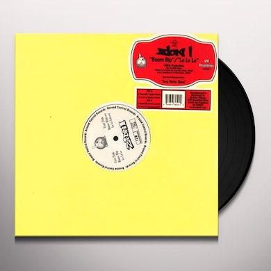 Zion I BOOM BIP / LE LE LE Vinyl Record