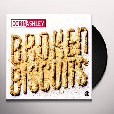Corin Ashley BROKEN BISCUITS Vinyl Record