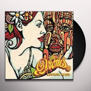 The Drones CUSTOM MADE Vinyl Record
