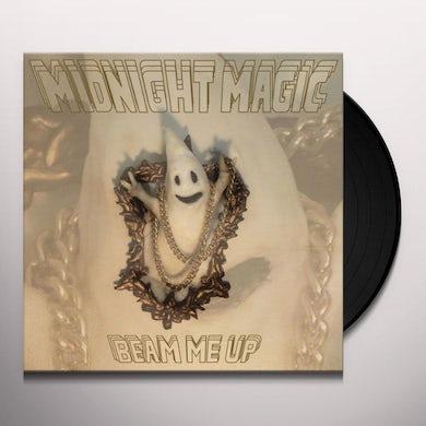 Midnight Magic BEAM ME UP Vinyl Record