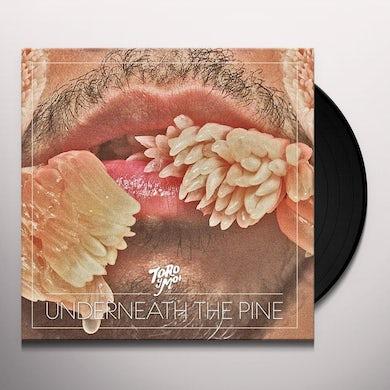 Toro Y Moi Underneath The Pine (Desert Sun Splatter Vinyl Record
