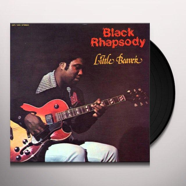 Little Beaver BLACK RHAPSODY Vinyl Record