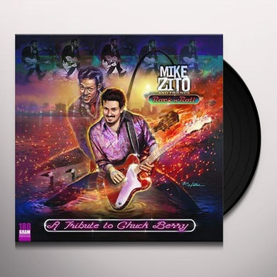 Mike Zito Tribute To Chuck Berry Vinyl Record