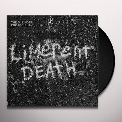 Dillinger Escape Plan LIMERENT DEATH Vinyl Record