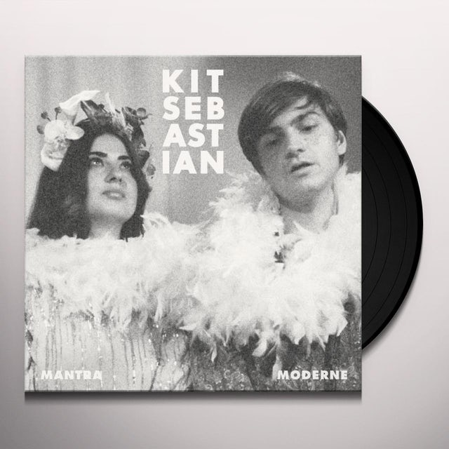Kit Sebastian MANTRA MODERNE Vinyl Record