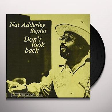 Nat Adderley DON'T LOOK BACK-180 GRAM Vinyl Record